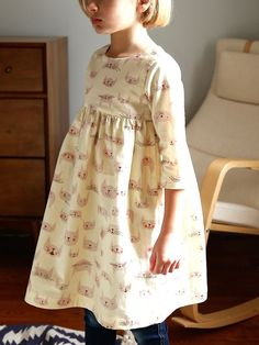 Geranium Dress Sewing Pattern is here! — Made by Rae - Jewelry Design Jewelry design 2020 Jewelry Ideas 2020 Sewing Kids Clothes, Baby Sewing, Diy Clothes, Barbie Clothes, Geranium Dress Pattern, Little Girl Dresses, Girls Dresses, Easy Girls Dress, Dressy Dresses