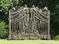 Image result for albert paley park avenue sculptures