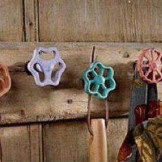 Love this for Dresser knobs or backpack racks!