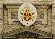 Arms of Pope Benedict XVI
