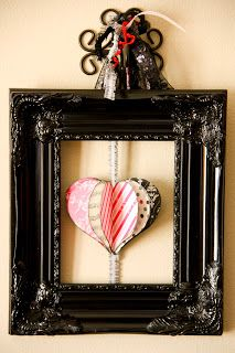 Kaminski's Creations: A Valentine Wreath