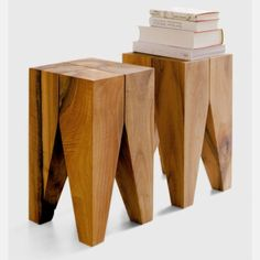 Unique side tables | just landed in the studio!