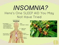 INSOMNIA? Here's One SLEEP AID You May Not Have Tried! - Eat Beautiful