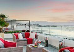 Beautiful spot to enjoy the sunset at Santa Maria Beach House And Spa. Santa Maria Beach, Outdoor Seating, Outdoor Decor, South Africa, Beach House, Outdoor Furniture Sets, Spa, Sunset, Beautiful