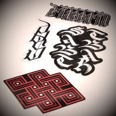 Image of  Tathāgata - Sticker Pack