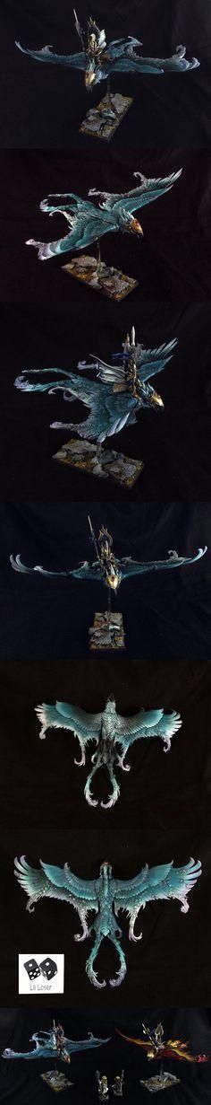 High Elves Frostheart Phoenix