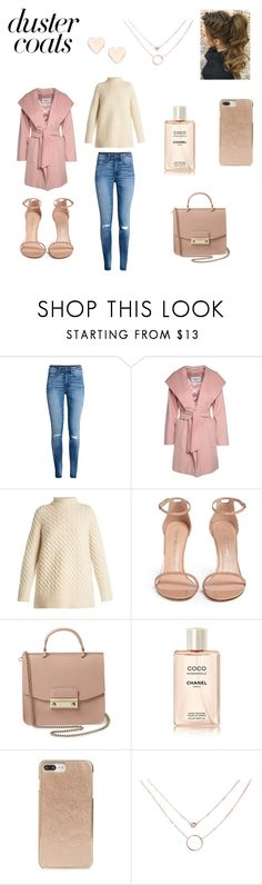 """""""Out for shopping"""" by sofoulap ❤ liked on Polyvore featuring H&M, MaxMara, The Row, Stuart Weitzman, Furla, Kate Spade, Ted Baker, out, shopping and clothes"""