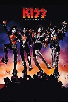 Kiss -  Kiss & Alice Cooper, was my first Rock Concert. We saw them in 1976 / 77 in Huntsville, AL.