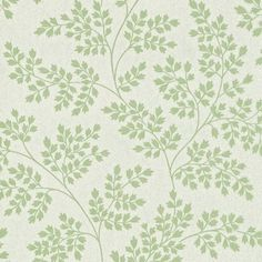 Coralie Leaf Green/Ivory DCAVCO103 - Seinäruusu - Verkkokauppa