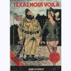 Série La Quille : n° 1, Texas, nous voilà