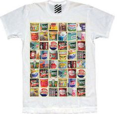 Retro Pop Tshirt on sale now at http: www.hennie-t.myshopify.com/collections/frontpage