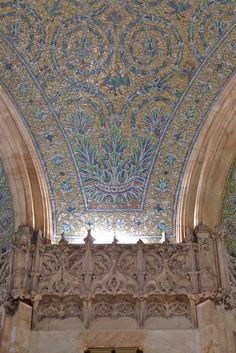 Woolworth Building mosaic