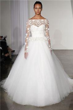 Marchesa na NY Bridal Week