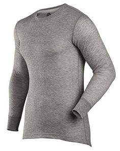 Base Layers 181357: Meriwool Mens Merino Wool Midweight Baselayer Crew -  Choose Your Size And Color -> BUY IT NOW ONLY: $47.74 on eBay!