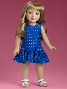 My Imagination Starter Blonde - Expected to arrive 4th quarter!   Tonner Doll Company