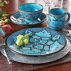 these dishes are amazing with amazing colors!