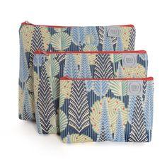 Heal's 1810 Medium Wash Bag In Trees By Cressida Bell   Wash Bags   Bathroom Accessories   Bathroom   Heal's