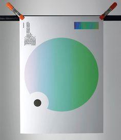 Michael C. Place - poster design