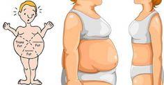 Diga adeus ao inchaço e à gordura abdominal com estas dicas | Cura pela Natureza.com.br