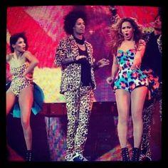 Beyonce n Les Twins