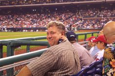Orioles game, picture courtesy of Nancy