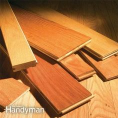 Learn how to size up the many types of wood floors available and make the choice that best fits your home and budget. We'll tell you the strengths and