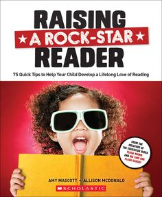Struggling to know how to help your child as they learn to read? This book has everything you need to make a difference without turning your home into a classroom.   Raising A Rock-Star Reader - IN STORES NOW !