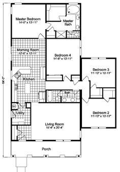 cc6ab33af9240cb8ae452570361c3149 modular home plans home floor plans navy region hawaii battleship cove neighborhood 4 bedroom home,4 Bedroom Modular Home Plans