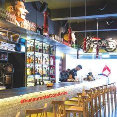 Singapur: una ciudad exótica en la que poder disfrutar de la gastronomía española en el  Restaurante FOC, sofisticado y tradicional a partes iguales. http://focrestaurant.com/