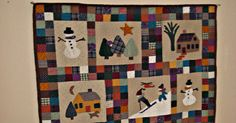 Our 6 Favorite Beautiful & Free Winter Quilt Patterns