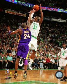 Glen Davis Game Four of the 2010 NBA Finals Action Photo Print (20 x 24) 77a8d32c0