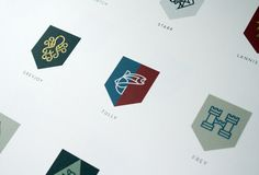 Sigils of the Houses of Westeros poster on Behance