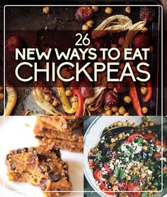 26 New Ways To Eat Chickpeas