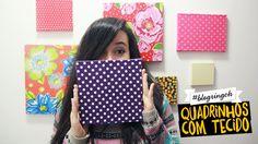 #blogringCH: Bruna Vieira ensina a fazer quadrinhos com tecido