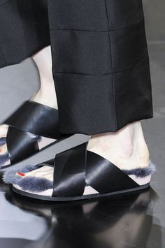 Celine ~ Spring 2013 Shoes | Paris Fashion Week