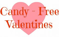 Candy-Free Valentine's Day at School