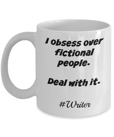 #Writer Mug #BookishGifts WritersRelief.com
