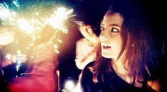 i see the sparks