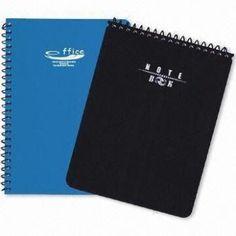 Silkscreen Printing Spiral Binding Notebooks