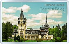 Peles Castle in Sinaia, Prahova Country, Romania Beautiful Castles, Beautiful Buildings, Beautiful Places, Chateau Medieval, Medieval Castle, Mundo Design, Best Places To Travel, Places To Go, Peles Castle