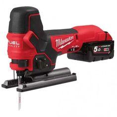 Milwaukee Power Tools, Milwaukee Tools, Milwaukee M18, Best Jigsaw, Electric Saw, Woodworking Power Tools, Saw Tool, Electrical Tools, Cordless Tools
