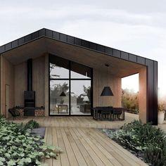 Home Inspiration // Beton Design Interior ideas The Perfect Scandinavian Style Home design beton Villa Design, Cabin Design, Loft Design, Scandinavian Style Home, Beton Design, House Goals, Exterior Design, Exterior Colors, Interior Architecture