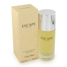 Calvin Klein Escape Eau De Toilette Spray for Men, 3.4 Ounce - http://www.theperfume.org/calvin-klein-escape-eau-de-toilette-spray-for-men-3-4-ounce/