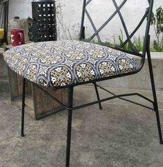 Martha Stewart Patio Chair Cushions