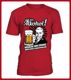 AUF DEN ALKOHOL - St patricks day shirts (*Partner-Link)