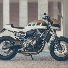 "Yamaha MT-07 ""CS_09 Stellar"" cafeteada por It roCkS!bikes"