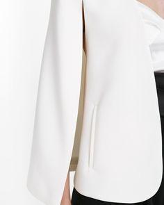 Жакет-кейп изтекстурной ткани арт. 170112-1124-16_5