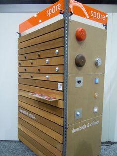 Cool doorbells modern  by Natalie Myers