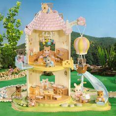 Sylvanian Baby Play House