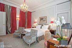 Eiffel Suite at the Hotel Plaza Athenee; Paris, France